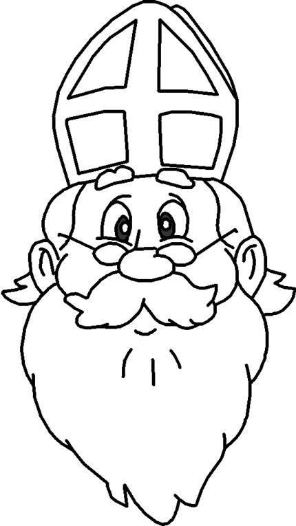 Kleurplaten Sinterklaas Voor Peuters.Sinterklaas Kleurplaten Sinterklaas En Zwarte Pieten Pakken